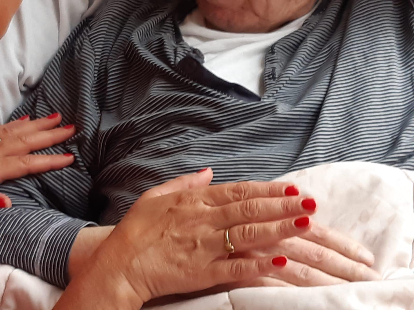 contact clown voor mensen met dementie en verstandelijke beperking